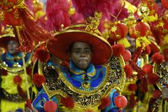 Carnaval Samba Dancer Brazil Royalty Free Stock Photos