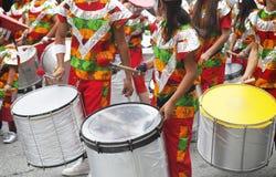 Carnaval San Fracisco 17 stock afbeelding