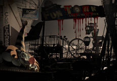 Carnaval sangriento Foto de archivo