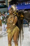 Carnaval Santa Cruz 2019 fotografia de stock royalty free