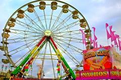 Carnaval-Scène Stock Afbeeldingen