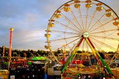 Carnaval-Scène Royalty-vrije Stock Afbeeldingen