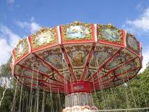 Carnaval-Schommelingsrit Royalty-vrije Stock Afbeelding