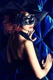 Carnaval secret photographie stock libre de droits