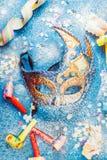 Carnaval-tijd! Stock Fotografie