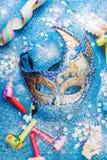Carnaval-tijd! Royalty-vrije Stock Fotografie