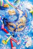 Carnaval-tijd! Stock Foto