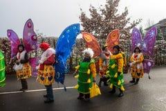 Carnaval tradicional en Bonn Foto de archivo