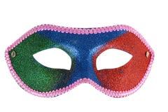 Carnaval un masque Images libres de droits