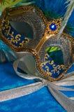 Carnaval una máscara Foto de archivo