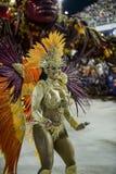 Carnaval 2017 - Uniao DA Ilha Images libres de droits