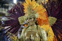 Carnaval 2017 - Uniao a Dinamarca Ilha Foto de Stock