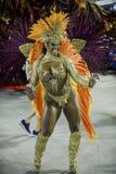 Carnaval 2017 - Uniao a Dinamarca Ilha Imagens de Stock Royalty Free