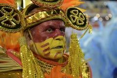 Carnaval 2018 - Unidos DE Padre Miguel stock fotografie