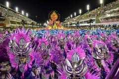 Carnaval 2018 - Unidos DE Padre Miguel royalty-vrije stock fotografie