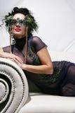 Carnaval vénitien Photo stock