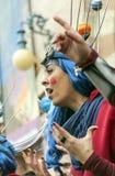 Carnaval van Cadiz Stock Foto's