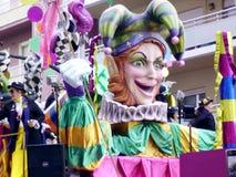 Carnaval van Cadiz 2017 andalusia spanje stock foto