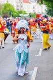Carnaval van Culturen in Berlijn, Duitsland Stock Afbeeldingen