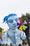 Carnaval van Nice Royalty-vrije Stock Afbeelding
