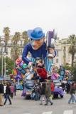 Carnaval van Nice Royalty-vrije Stock Afbeeldingen