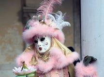 Carnaval van Venetië Royalty-vrije Stock Foto's