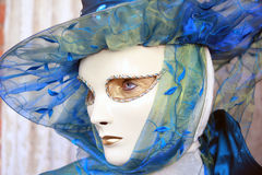 Carnaval van Venetië Royalty-vrije Stock Afbeelding