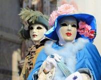 Carnaval van Venetië Stock Afbeelding