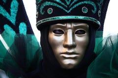 Carnaval van Venetië - Venetiaanse Maskerade royalty-vrije stock afbeelding