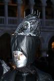 Carnaval van Venetië - Venetiaanse Maskerade royalty-vrije stock foto