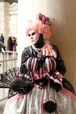 Carnaval van Venetië - Venetiaanse Maskerade royalty-vrije stock afbeeldingen