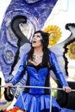 Carnaval van Viareggio Royalty-vrije Stock Foto