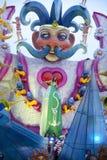 Carnaval van Viareggio Stock Afbeeldingen