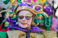 Carnaval van Viareggio 2011 Stock Afbeeldingen