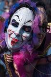 Carnaval van Viareggio 2011, Italië Stock Fotografie