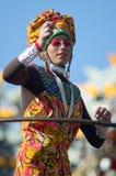 Carnaval van Viareggio 2011, Italië Royalty-vrije Stock Afbeelding