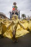 Carnaval van Viareggio Royalty-vrije Stock Afbeelding