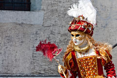 Carnaval veneciano 2012 fotos de archivo libres de regalías