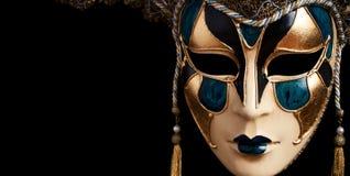 Carnaval in Venetië Royalty-vrije Stock Afbeeldingen