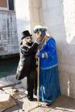 Carnaval in Venetië Royalty-vrije Stock Afbeelding