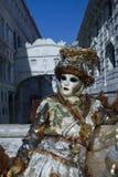 Carnaval Venise Image libre de droits