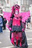carnaval Venise Images libres de droits