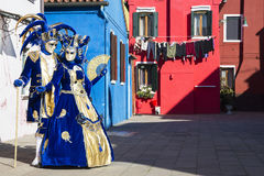 carnaval Venise Photographie stock