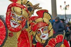 carnaval Venise Image stock