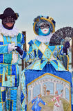 carnaval Venise Photos libres de droits