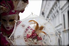 carnaval Venise Photos stock
