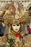 Carnaval Venise, masque Image libre de droits