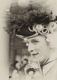 Carnaval Venise, masque Photographie stock