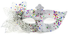 Carnaval-verfraaid masker Royalty-vrije Stock Foto's