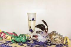 Carnaval-vieringsconcept royalty-vrije stock foto's